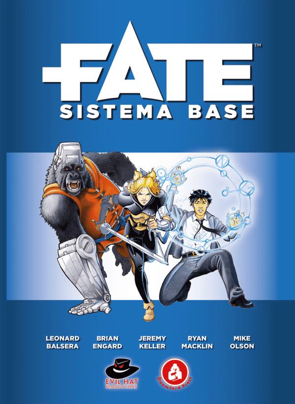 Fate Sistema Base