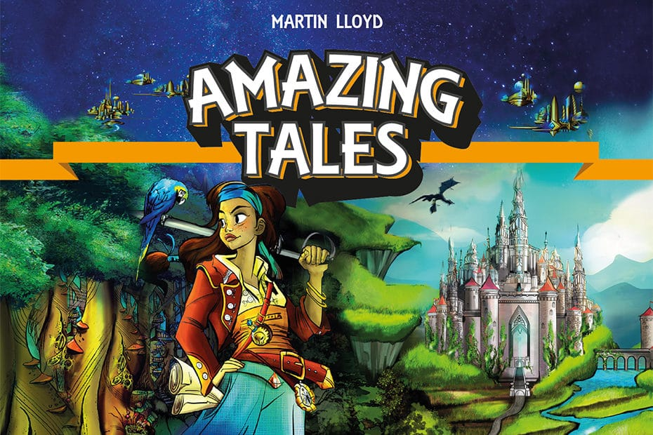 Presentazione Fantastorie - Amazing Tales