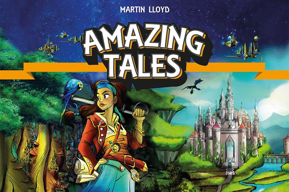 Sogni svelati #2: Amazing Tales
