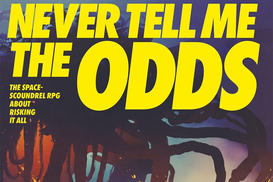 Presentazione Never Tell Me The Odds