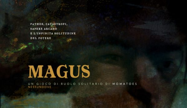 Magus. Un gioco di ruolo solitario